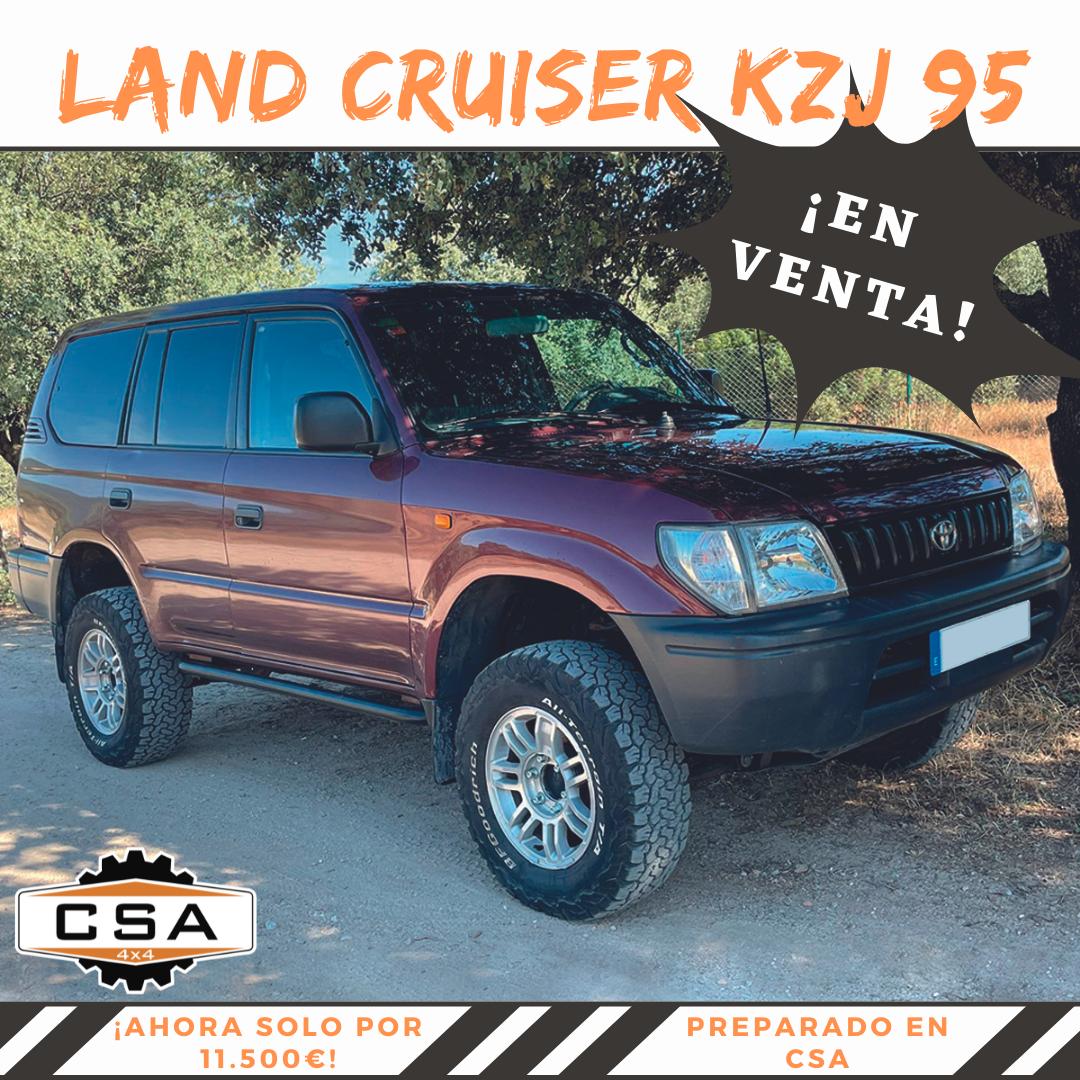 Toyota Land Cruiser KZJ 95