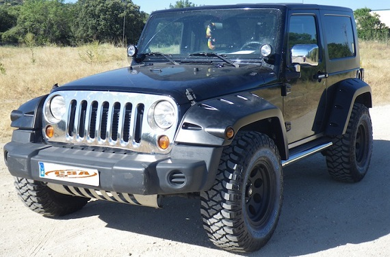 Jeep Wranglers JK