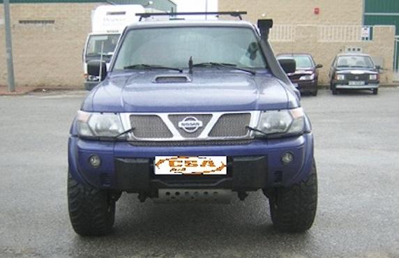 Nissan Petrol Y61 A