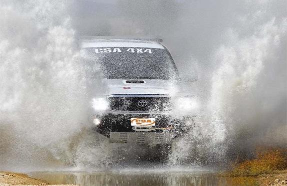 Toyota Land Cruiser HDJ100