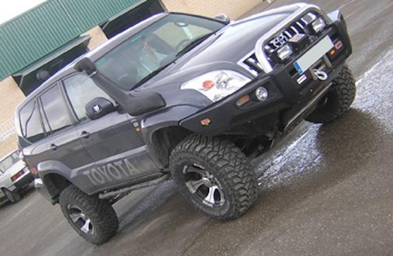 Toyota Land Cruiser KDJ