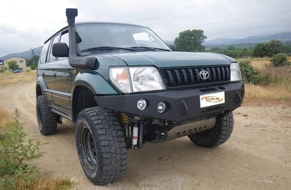 Toyota Land Cruiser KZJ