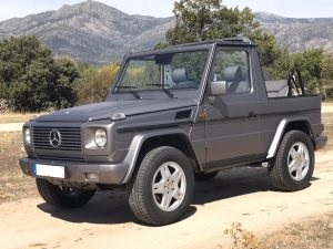 Mercedes 230 GE CABRIO
