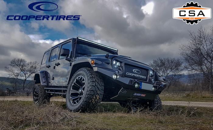 Jeep Wrangler JK Cooper